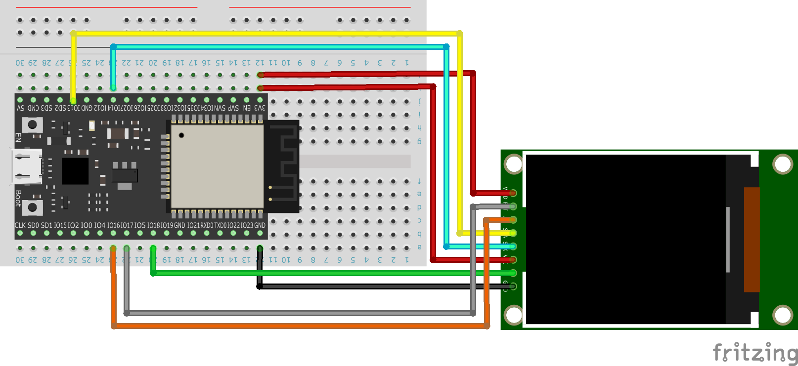 MicroPython + ST7735でのbitmap画像表示 – 楽しくやろう。